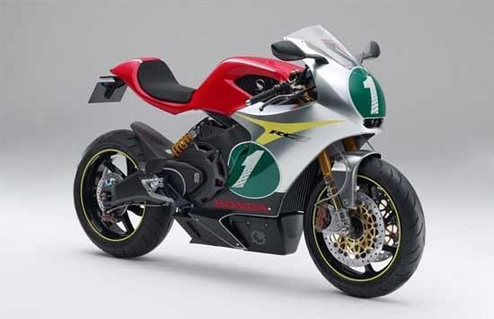 Honda se apunta a la moto eléctrica